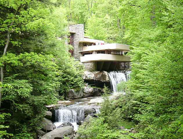When Frank Lloyd Wright Wrote His Famous Quote On Organic Architecture He Was Referring To A Concept Whereby Function And Form Were One Of The Same Within